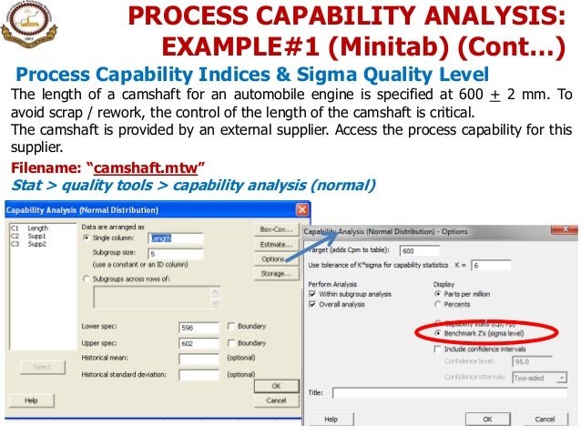 (PDF) SPC and Process Capability Analysis – Case Study