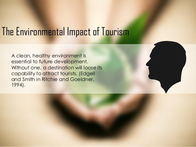 environmental impact on tourism in canada