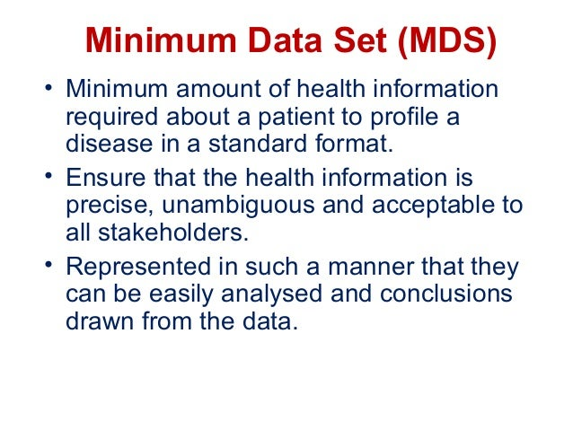 electronic health record standardisation in india