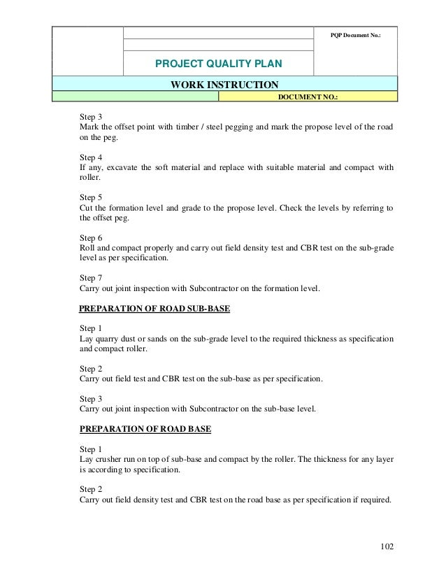 SlideShare  Method Of Statement