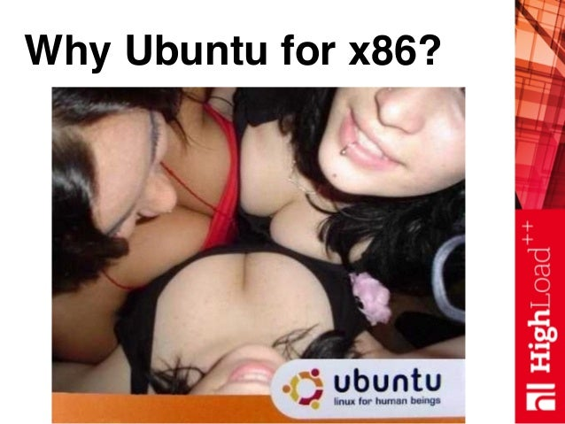 Why Ubuntu for x86?