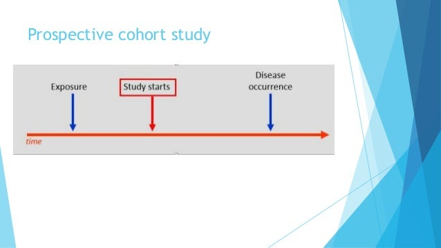 how to conduct a cohort study