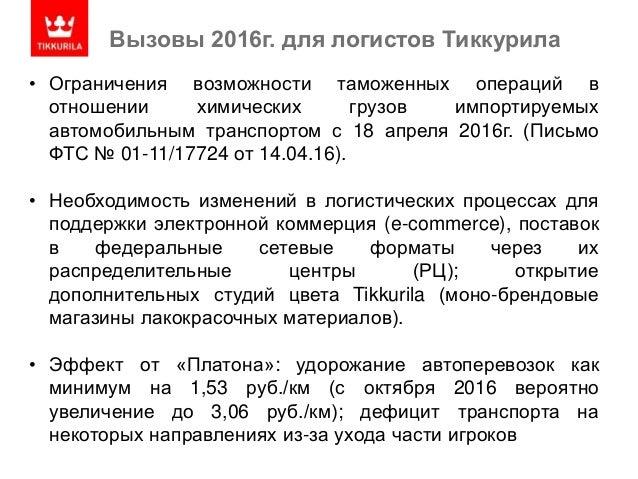 6. Александр Соседкин — Логист.ру/2016 Slide 2