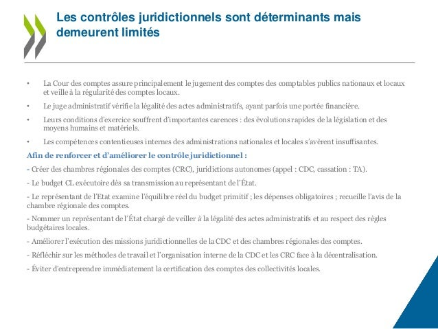 • La Cour des comptes assure principalement le jugement des comptes des comptables publics nationaux et locaux et veille à...