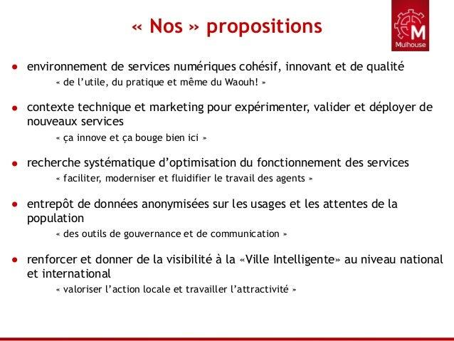 Services numérique à la population - Ville de Mulhouse Slide 3