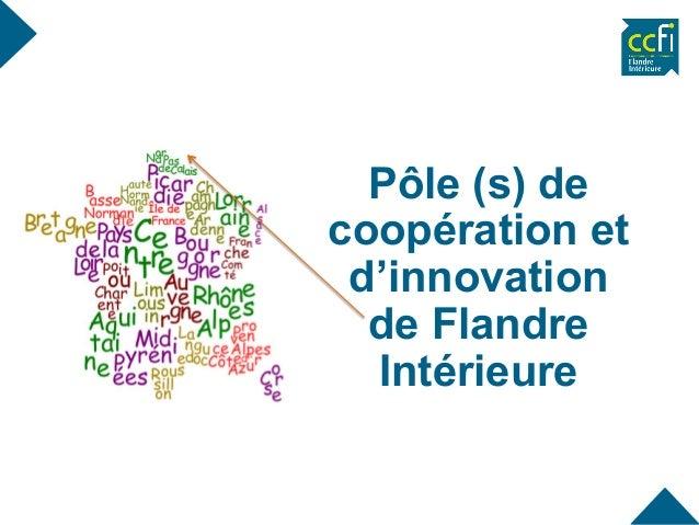 Pôle (s) de coopération et d'innovation de Flandre Intérieure