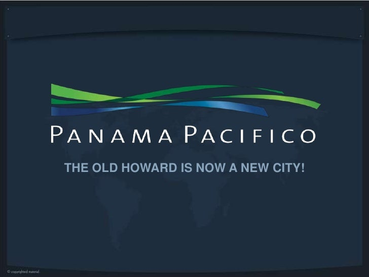 THE OLD HOWARD IS NOW A NEW CITY!<br />
