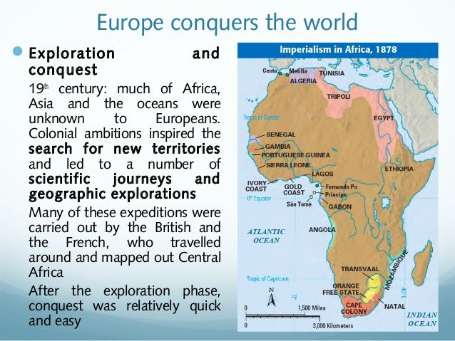 Scramble for Africa  New Imperialism    Roy Rosenzweig Center for History and New Media