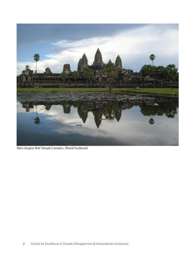 Cambodia disaster management reference handbook Slide 2