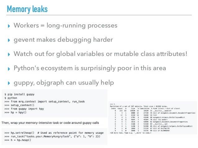 """Misc tools ▸ Scheduler ▸ Command-line runner, e.g. mrq-run tasks.myTask {""""a"""": 1} ▸ Autoscaling ▸ Profiler"""