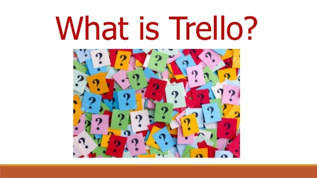 How to Organize Your To-do Lists Using Trello Slide 2
