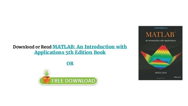 essential matlab 5th edition pdf