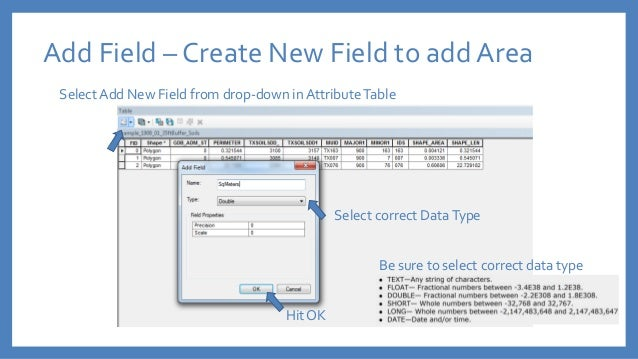 Introduction to Tools in ArcGIS
