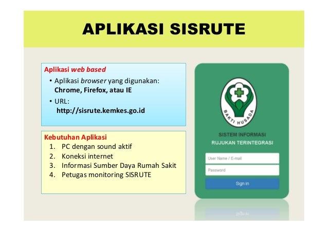 PERSIAPAN HARDWARE DAN JARINGAN MINIMUM AWAL IMPLEMENTASI SISRUTE internet Telkom Astinet Provider lain