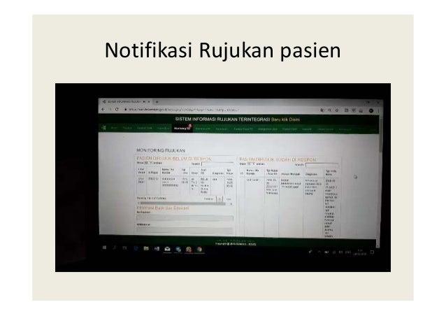 Video Komunikasi IGD RS RUJUKAN AMBULANCE RS PERUJUK