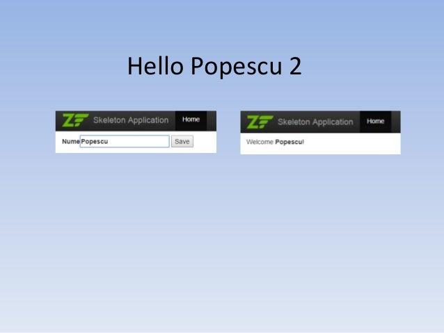Hello Popescu 2