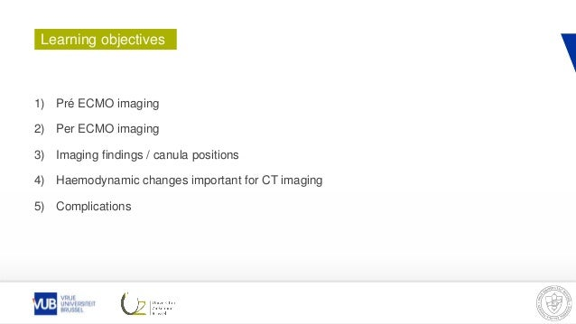 6. radiologic imaging in ecmo #beach2019 (nieboer) Slide 3