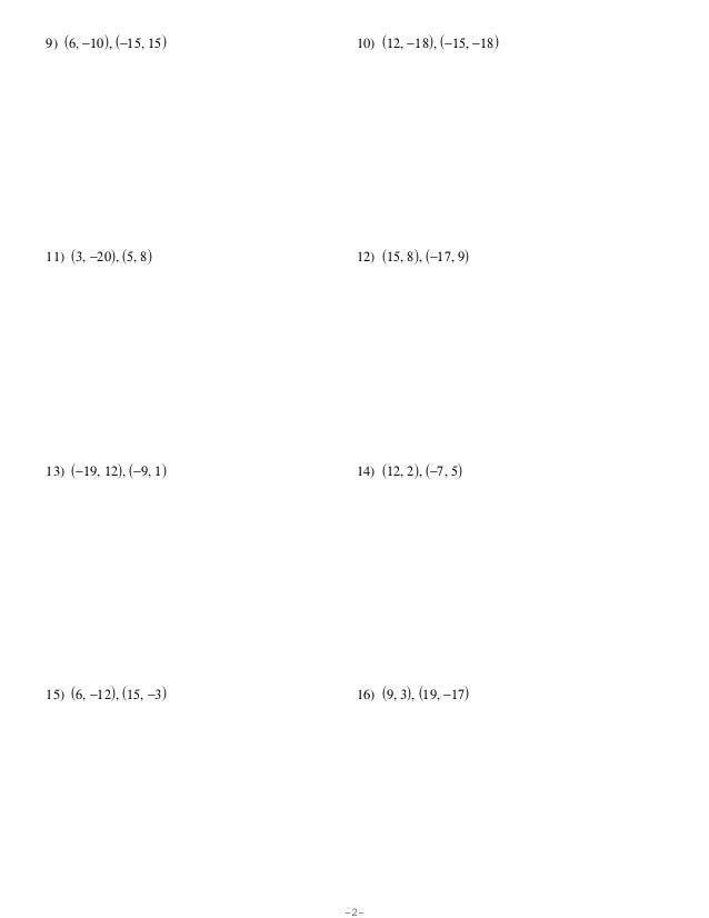 Free Printable Math Worksheets Kuta math worksheets kuta free – Math Worksheets Kuta