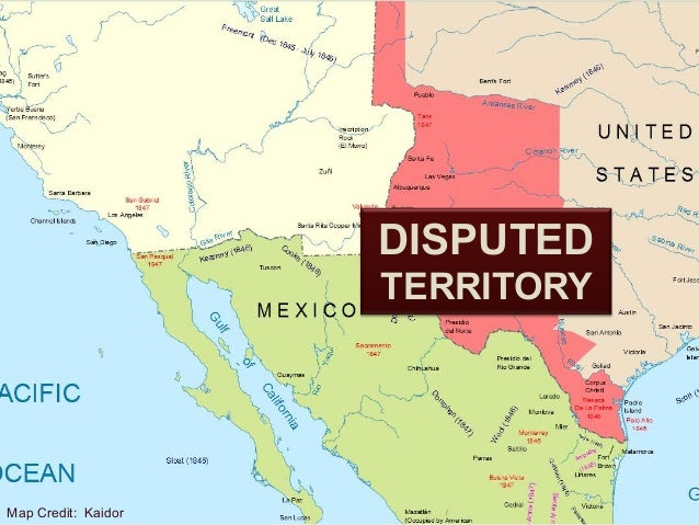 Mexican War and Compromise of 1850 US History