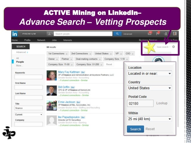 LinkedIn From the Top - Updated for Bentley