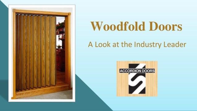 Woodfold Doors Accordion Doors