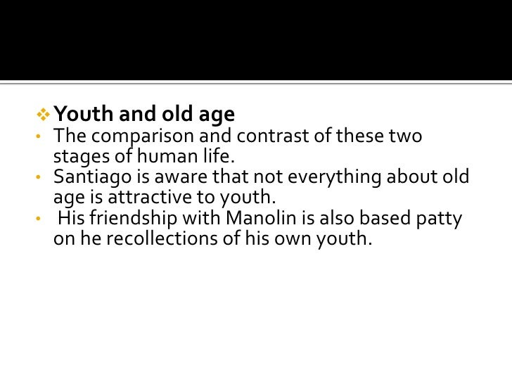 Write a character sketch of Santiago from The Old Man and the Sea.