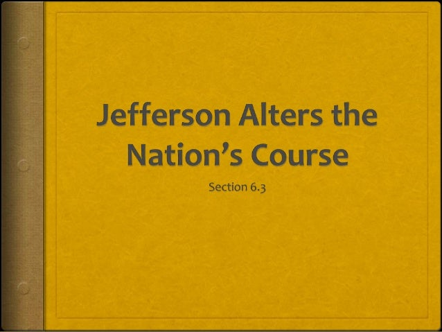 Election of 1800 Describe the Election of 1800…  Who won?  How was it decided?  What were the keys to Jefferson's victo...
