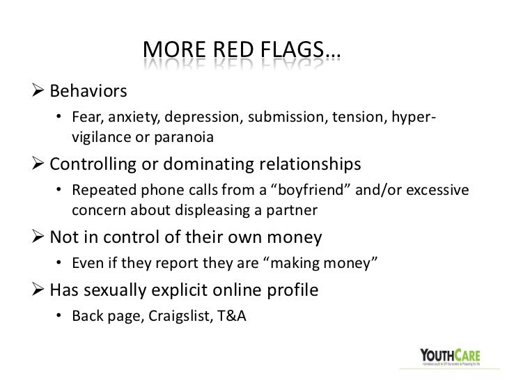 Sexual tension signs