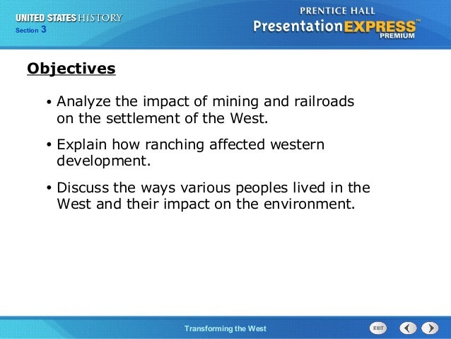 assess the impact of westward expansion Find and save ideas about westward expansion on pinterest to assess students' projects dbq on the impact of westward expansion on native americans and.