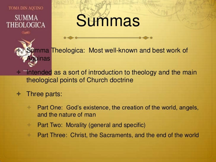 the four types of law according to thomas aquinas Start studying aquinas philosophy learn according to thomas aquinas in in addition to natural law and human law explain the four reasons in.