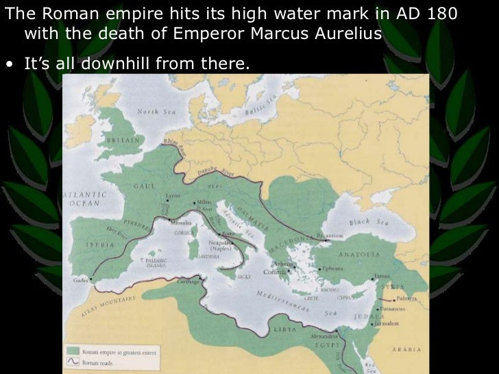 the important reasons for the decline of the roman empire The roman empire was antiquity's largest and most powerful state  geography was an important reason for the eastern empire's survival  the fall of rome.