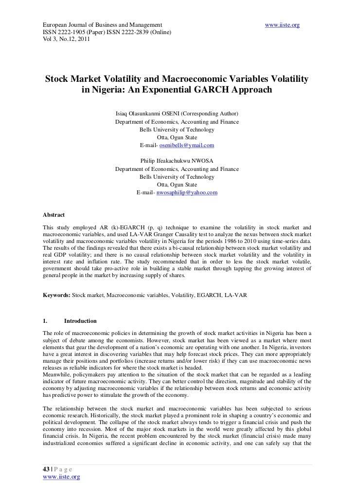 European Journal of Business and Management                                                    www.iiste.orgISSN 2222-1905...