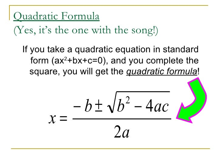 65 quadratic formula the discriminant – The Quadratic Formula and the Discriminant Worksheet