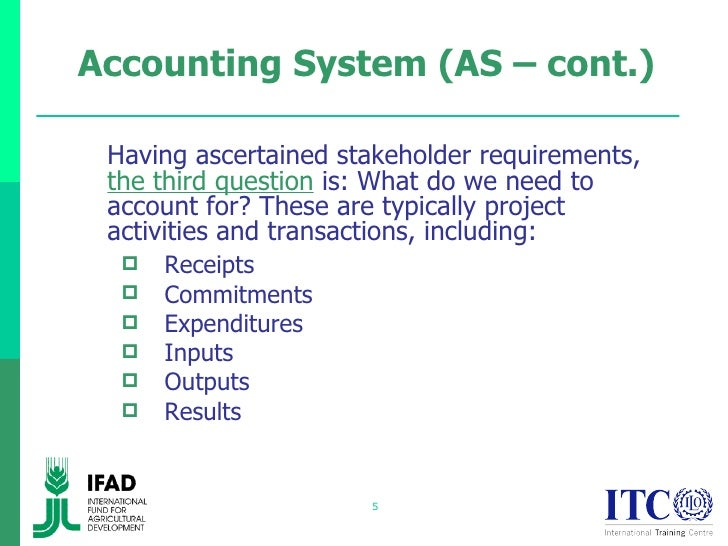 accounting is the financial information system What are accounting information systems an information system is a formal process for collecting data, processing the data into information, and distributing that information to users the purpose of an accounting information system (ais) is to collect, store, and process financial and accounting data and produce informational reports that managers or other interested parties can use to m.