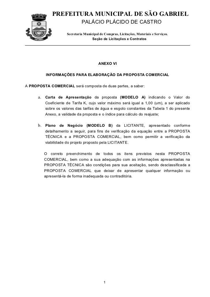 PREFEITURA MUNICIPAL DE SÃO GABRIEL                              PALÁCIO PLÁCIDO DE CASTRO                     Secretaria ...