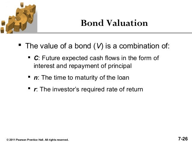 bond valuation Today is october 1, 2010 what is the value of the following bond an ibm bond  pays $115 every september 30 for five years in september 2015 it pays an.