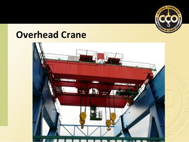 Overhead Crane Training Requirements Ontario : Lift move usa industry certification and education