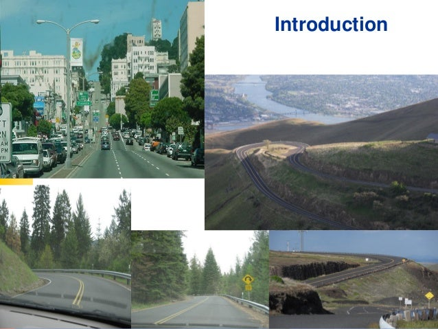 Traffic Transportation Engineering : Cross section elements transportation and traffic