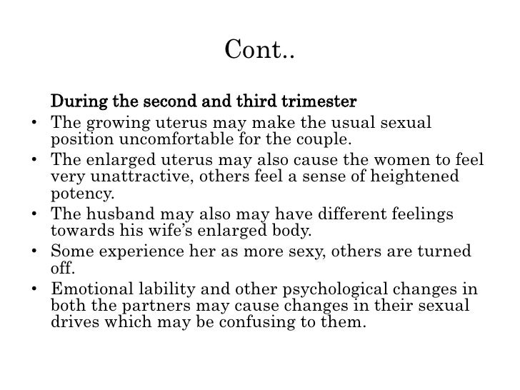 Sexual positions to avoid while pregnant