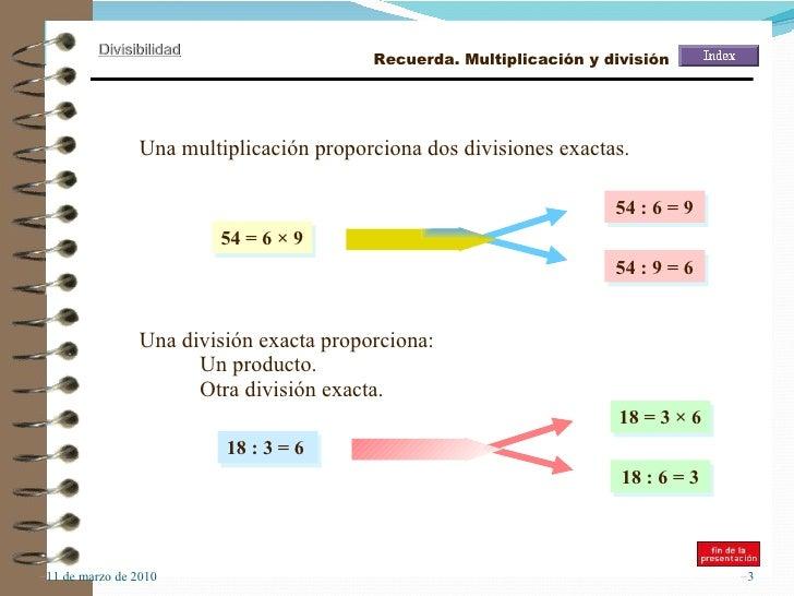 6  Divisibilidad Slide 3