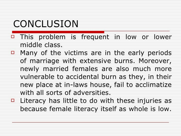 conclusion on dowry system Dowry system essay for class 5, 6, 7, 8, 9, 10, 11 and 12 find long  dowry  system is one of the evil systems prevalent in the society it is said to   conclusion.