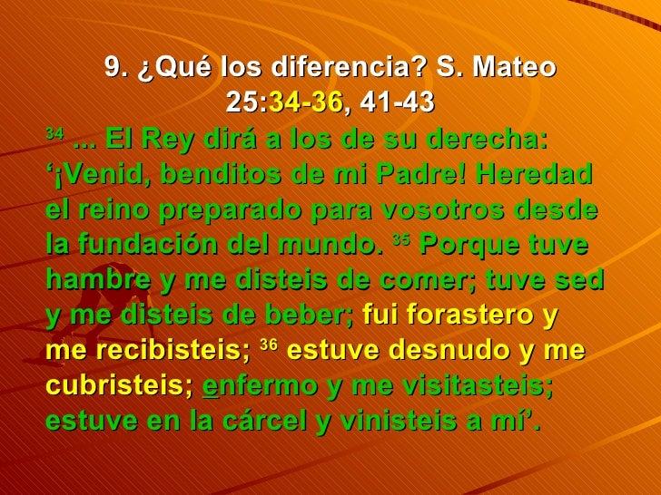 Resultado de imagen para Mateo 25,34-36