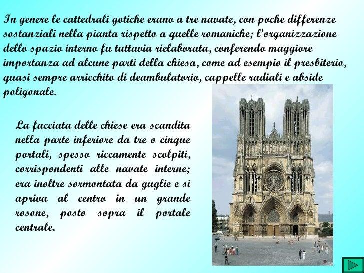 Stile gotico - Finestre circolari delle chiese gotiche ...