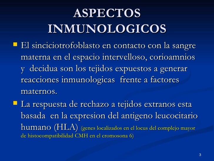6. inmunologia en el embarazo Slide 3