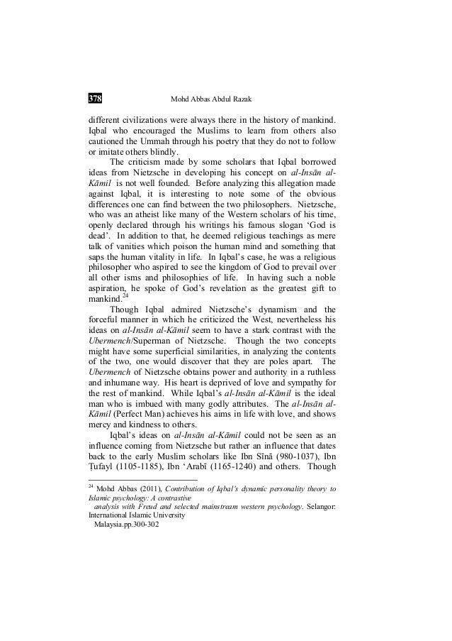 Analyzing atheism essay