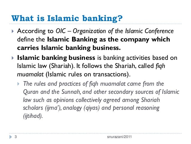 definition conventional banking Differences and similarities in islamic and conventional banking  banking sector has become vital for the growth and development of economies and societies.
