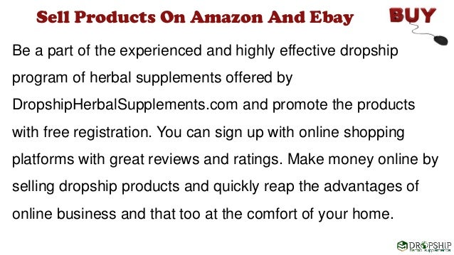 What To Sell On Ebay To Make Money Best Dropship Companies