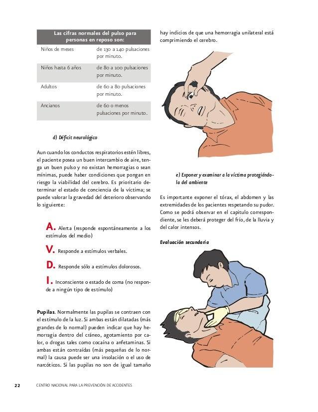 Manual Para La Formacixn De Primeros Respondientes En