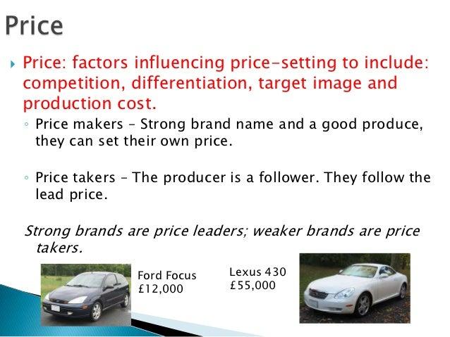 Marketing Strategy of Nissan Motor Company