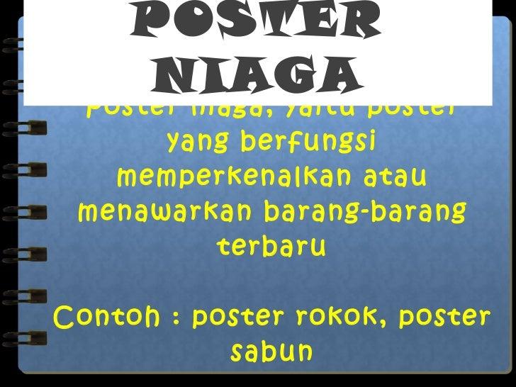 6 Menulis Slogan Atau Poster